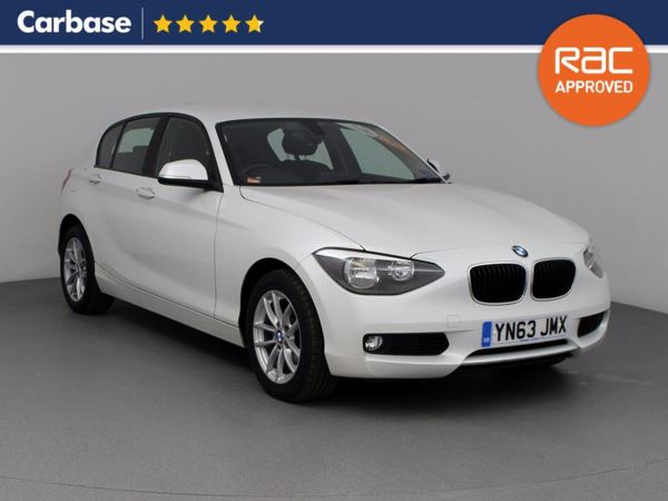 (2013) BMW 1 Series 120d BluePerformance SE 5dr Step Auto £2100 Of Extras - Bluetooth Connection - £20 Tax - DAB Radio - Aux MP3 Input