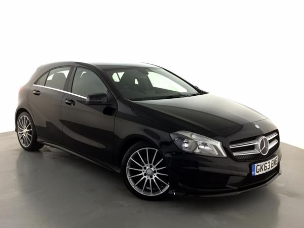(2013) Mercedes-Benz A Class A200 CDI BlueEFFICIENCY AMG Sport 5dr £1650 Of Extras - Luxurious Leather - Bluetooth Connection - Rain Sensor