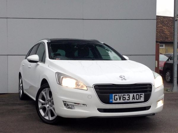 (2014) Peugeot 508 2.0 HDi 140 Active 5dr [Sat Nav] Panoramic Roof - Satellite Navigation - Bluetooth Connection - Parking Sensors