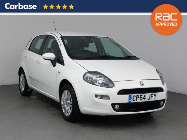 (2015) Fiat Punto 1.2 Easy 5dr Bluetooth Connection - Aux MP3 Input - USB Connection - 1 Owner