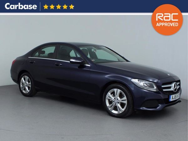 (2015) Mercedes-Benz C Class C220 BlueTEC SE 4dr £645 Of Extras - Bluetooth Connection - £20 Tax - DAB Radio - Rain Sensor