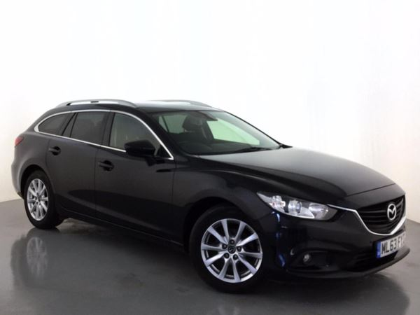 (2014) Mazda 6 2.2d SE-L Nav 5dr Auto Satellite Navigation - Bluetooth Connection - Parking Sensors - Aux MP3 Input