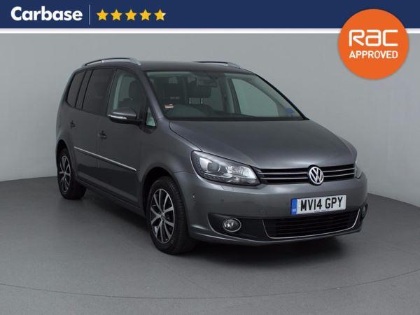 (2014) Volkswagen Touran 2.0 TDI BlueMotion Tech Sport 5dr DSG Auto - MPV 7 Seats £5295 Of Extras - Satellite Navigation - Bluetooth Connection - Parking Sensors