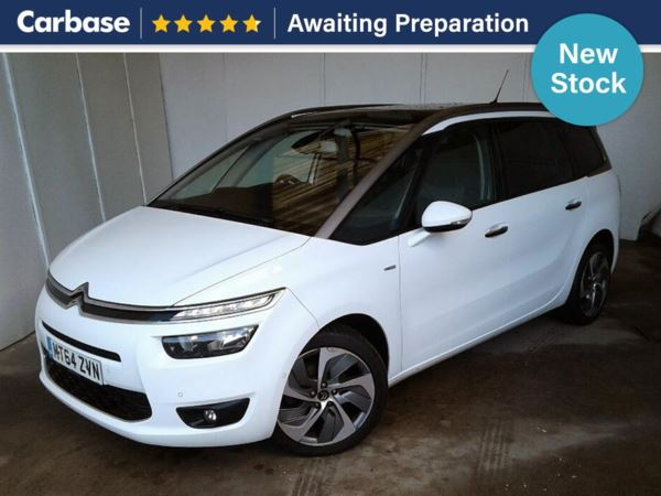 (2015) Citroen GRAND C4 PICASSO 2.0 BlueHDi Exclusive+ 5dr - SUV 5 Seats £925 Of Extras - Satellite Navigation - Bluetooth Connection - DAB Radio