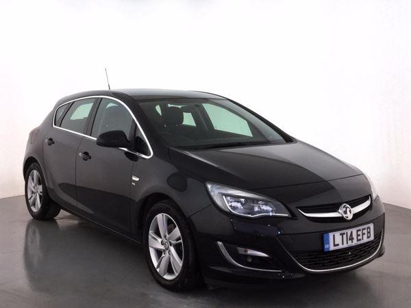 (2014) Vauxhall Astra 2.0 CDTi 16V ecoFLEX SRi 5dr £30 Tax - Aux MP3 Input - Cruise Control - 6 Speed - Air Conditioning