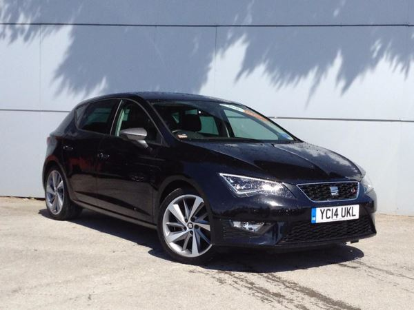(2014) SEAT Leon 2.0 TDI 184 FR 5dr [Technology Pack] £2420 Of Extras - Satellite Navigation - Bluetooth Connection - £20 Tax