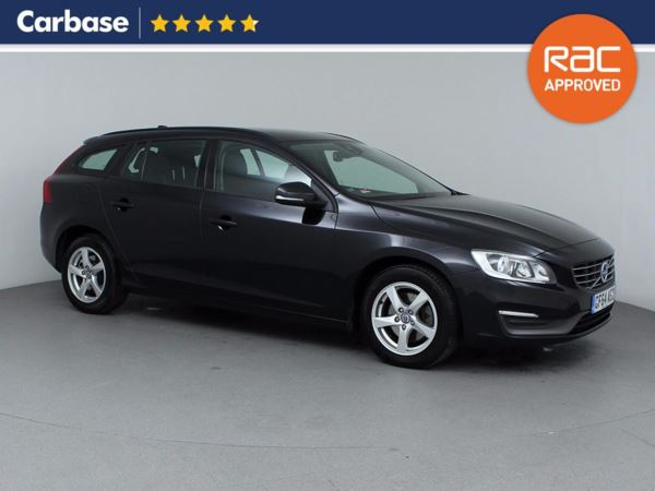 (2014) Volvo V60 D4 [181] Business Edition 5dr SportWagon Estate £625 Of Extras - Satellite Navigation - Bluetooth Connection - Zero Tax