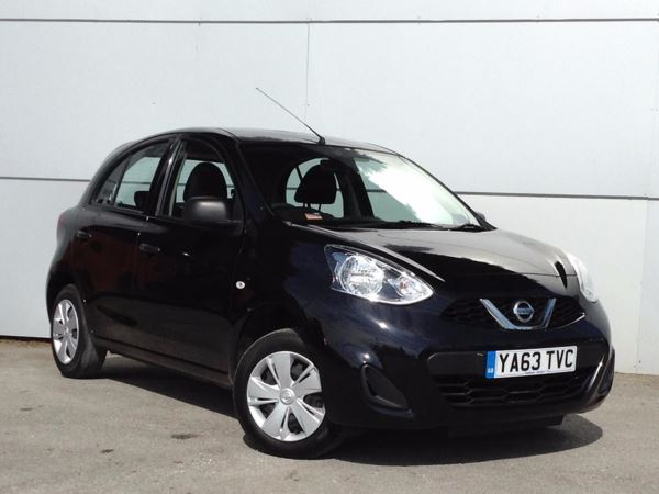 (2014) Nissan Micra 1.2 Visia 5dr Bluetooth Connection - £30 Tax - Aux MP3 Input - 1 Owner