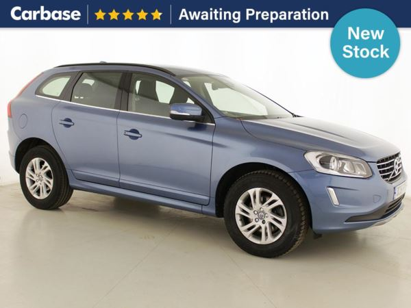 (2015) Volvo XC60 D4 [190] SE 5dr SUV 5 Seats £625 Of Extras - Bluetooth Connection - Parking Sensors - DAB Radio - Aux MP3 Input - USB Connection