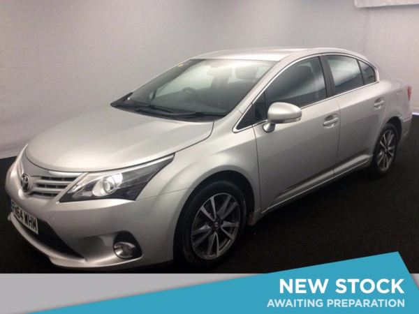 (2014) Toyota Avensis 2.0 D-4D Icon 4dr Satellite Navigation - Bluetooth Connection - £30 Tax - DAB Radio