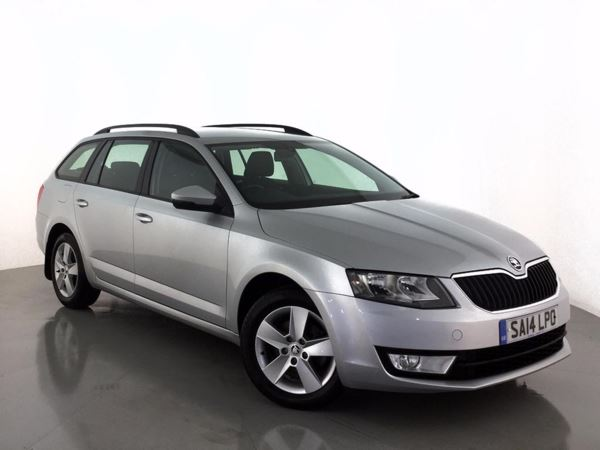 (2014) Skoda Octavia 2.0 TDI CR SE 5dr Bluetooth Connection - £20 Tax - Parking Sensors - DAB Radio - Aux MP3 Input