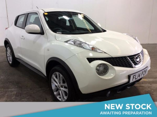 (2014) Nissan Juke 1.6 Acenta 5dr Bluetooth Connection - Cruise Control - Climate Control - 1 Owner