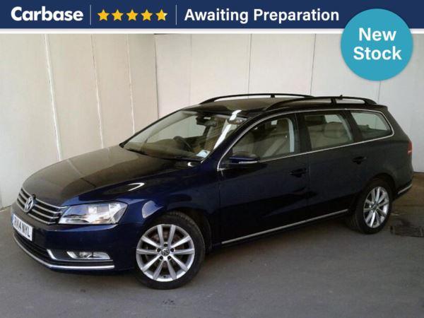 (2014) Volkswagen Passat 2.0 TDI Bluemotion Tech Executive 5dr - Estate Satellite Navigation - Luxurious Leather - Bluetooth Connection - Parking Sensors