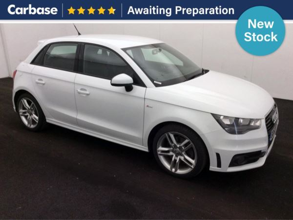 (2014) Audi A1 2.0 TDI S Line 5dr Bluetooth Connection - Aux MP3 Input - 1 Owner - 6 Speed