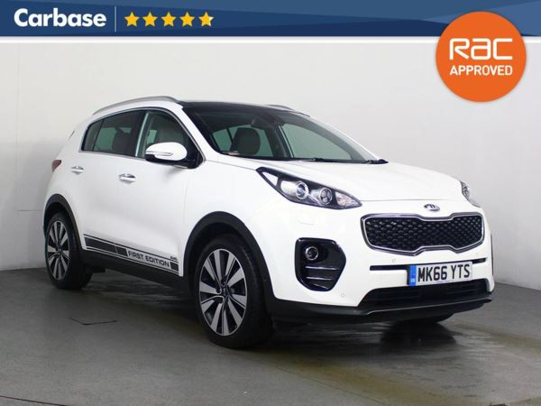 Kia For Sale >> Used Kia For Sale Bristol Pcp Hp Finance Deals From Carbase