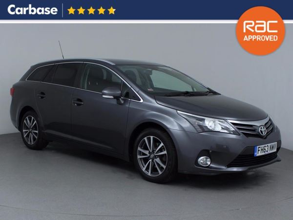 (2014) Toyota Avensis 2.0 D-4D Icon 5dr Estate Satellite Navigation - Bluetooth Connection - £30 Tax - DAB Radio - Rain Sensor