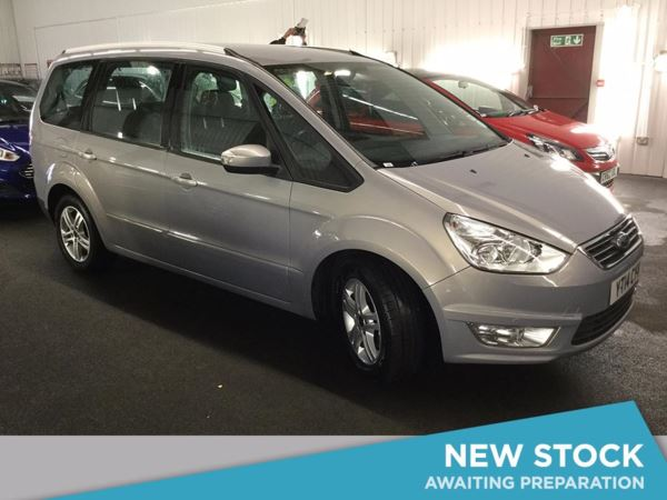 (2014) Ford Galaxy 2.0 TDCi 140 Zetec 5dr £800 Of Extras - Bluetooth Connection - Parking Sensors - Aux MP3 Input