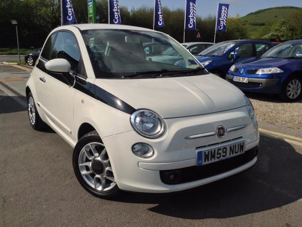 (2010) Fiat 500 1.2 Sport 3dr Bluetooth Connection - £30 Tax - Air Conditioning