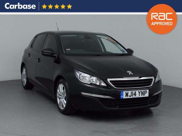 (2014) Peugeot 308 1.6 HDi 92 Active 5dr £625 Of Extras - Satellite Navigation - Bluetooth Connection - Zero Tax