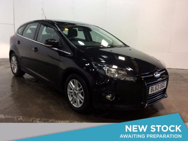 (2014) Ford Focus 2.0 TDCi Titanium 5dr Satellite Navigation - Bluetooth Connection - Parking Sensors - DAB Radio