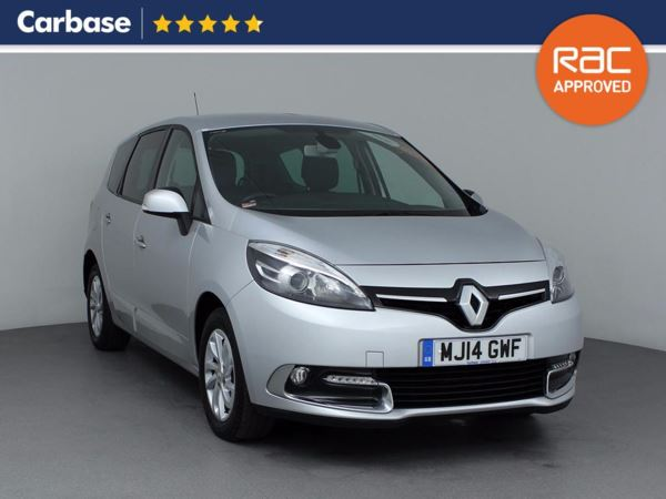 (2014) Renault Grand Scenic 1.6 dCi Dynamique TomTom Energy 5dr - MPV 7 Seats Satellite Navigation - Bluetooth Connection - £30 Tax - Aux MP3 Input