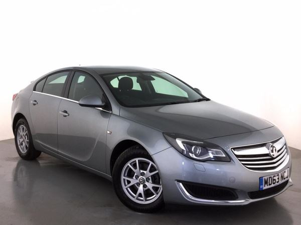 (2014) Vauxhall Insignia 2.0 CDTi [140] ecoFLEX Design 5dr [Start Stop] £1665 Of Extras - Satellite Navigation - Bluetooth Connection - Zero Tax