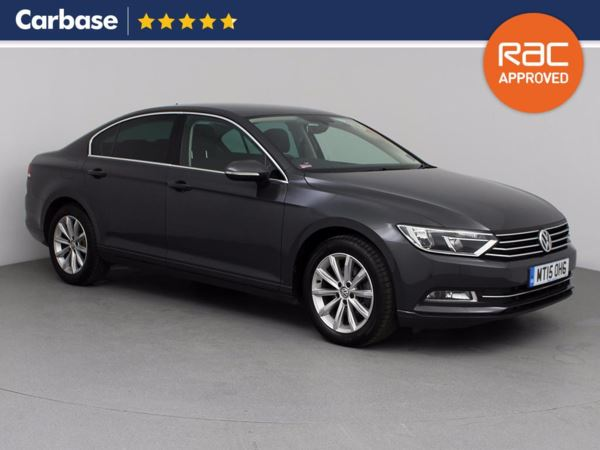 (2015) Volkswagen Passat 1.6 TDI SE Business 4dr Adaptive Cruise Control - DAB Digital Radio - Bluetooth Connectivity - Parking Sensors - £20 Tax