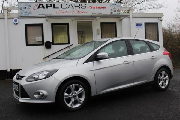 2013 (13) Ford Focus 1.6 TDCi Zetec ECOnetic 5dr For Sale In Skewen, Neath