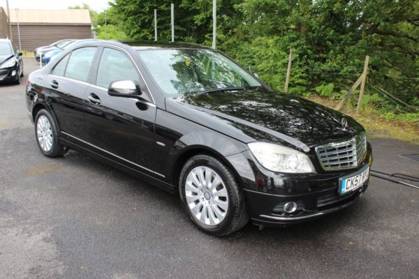 2007 (57) Mercedes-Benz C Class C200 CDI Elegance 4dr Auto For Sale In Swansea, Neath Port Talbot