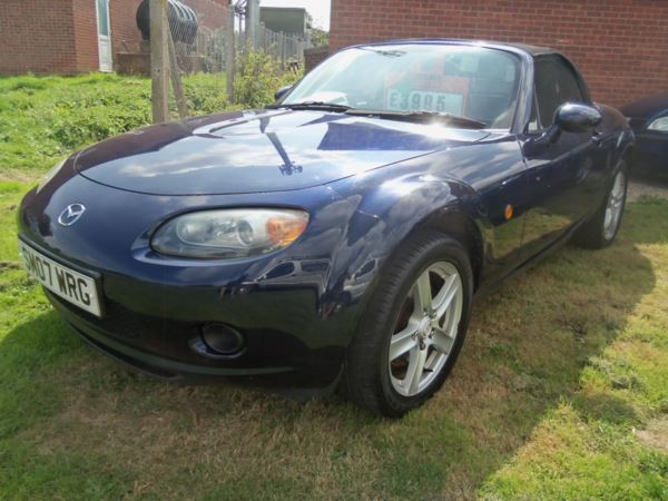 2007 (07) Mazda MX-5 1.8i 2dr For Sale In Melksham, Wiltshire