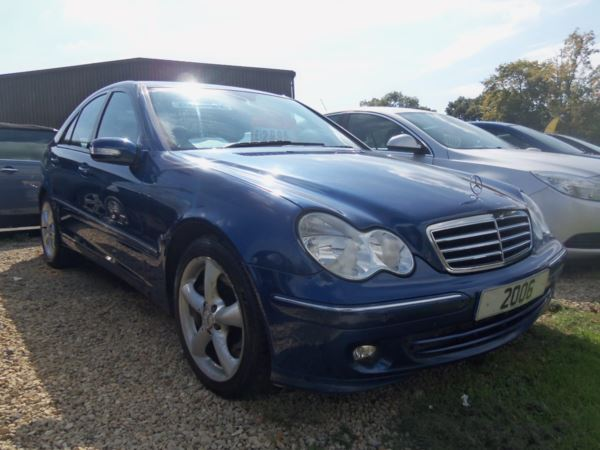 2006 (06) Mercedes-Benz C Class C320 CDI Turbo Diesel Avantgarde SE 4dr Auto For Sale In Melksham, Wiltshire
