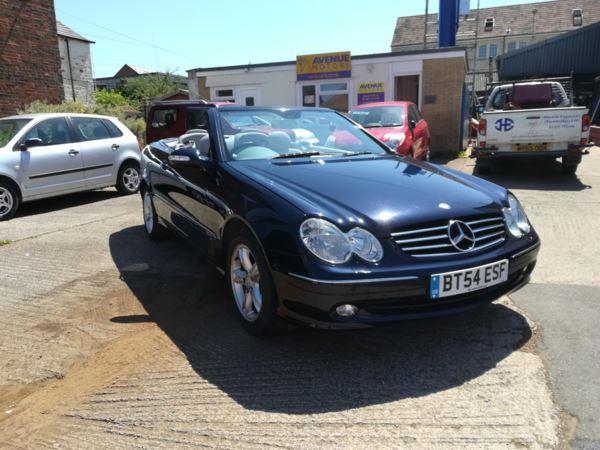 2004 (54) Mercedes-Benz CLK 200K Avantgarde 2dr For Sale In Trowbridge, Wiltshire