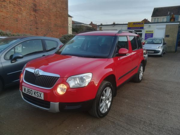 2010 (60) Skoda Yeti 2.0 TDI CR Elegance 5dr For Sale In Trowbridge, Wiltshire