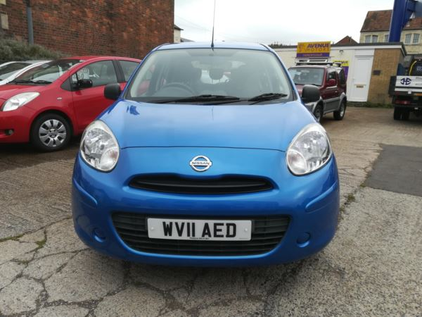 2011 (11) Nissan Micra 1.2 Visia 5dr For Sale In Trowbridge, Wiltshire