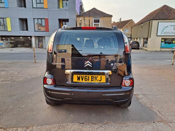 2011 (61) Citroen C3 Picasso 1.6 HDi 8V Blackcherry 5dr For Sale In Trowbridge, Wiltshire