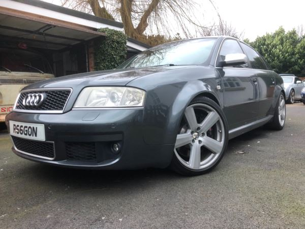 2003 Audi RS6 RS6 Quattro 4dr Tip Auto For Sale In Warrington, Cheshire