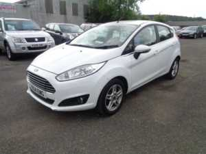 2014 (14) Ford Fiesta 1.5 TDCi Zetec *ZERO ROAD TAX* For Sale In Cinderford, Gloucestershire