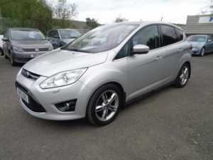 2013 (13) Ford C-MAX 1.6 TDCi Titanium X *ONLY £30 A YEAR TAX* For Sale In Cinderford, Gloucestershire
