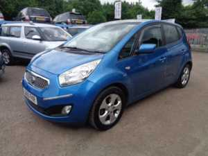 2010 (60) Kia Venga 1.4 CRDi EcoDynamics 3 *ONLY £30 A YEAR TAX* For Sale In Cinderford, Gloucestershire