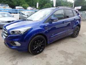 2017 (67) Ford Kuga 2.0 TDCi 180 ST-Line For Sale In Cinderford, Gloucestershire