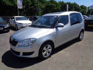 2014 (64) Skoda Roomster 1.2 TSI SE For Sale In Cinderford, Gloucestershire