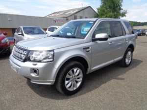 2012 (62) Land Rover Freelander 2.2 TD4 HSE *HURRY THESE SELL FAST* For Sale In Cinderford, Gloucestershire