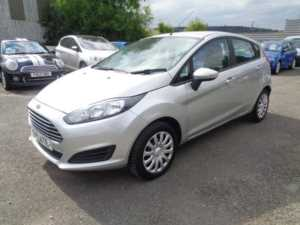 2013 (13) Ford Fiesta 1.5 TDCi 75 Style For Sale In Cinderford, Gloucestershire