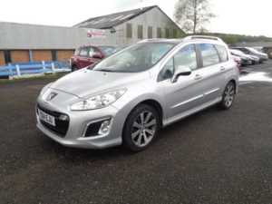 2014 (14) Peugeot 308 1.6 e-HDi 115 Active [Sat Nav] For Sale In Cinderford, Gloucestershire
