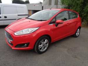 2015 (15) Ford Fiesta 1.5 TDCi Zetec *ZERO ROAD TAX* For Sale In Cinderford, Gloucestershire