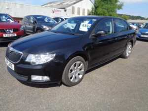 2013 (13) Skoda Superb 1.6 TDi CR S For Sale In Cinderford, Gloucestershire