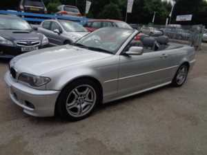 2004 (04) BMW 3 Series 318 Ci Sport For Sale In Cinderford, Gloucestershire