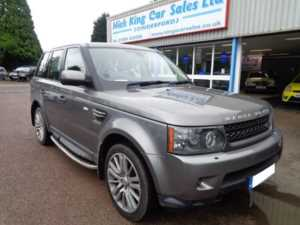 2009 (59) Land Rover Range Rover Sport 3.0 TDV6 HSE CommandShift Auto For Sale In Cinderford, Gloucestershire