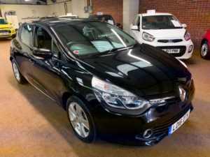 2016 16 Renault Clio 1.2 16V Dynamique Nav 5dr ** RENAULT SERVICE HISTORY / LOW MILEAGE** 5 Doors HATCHBACK