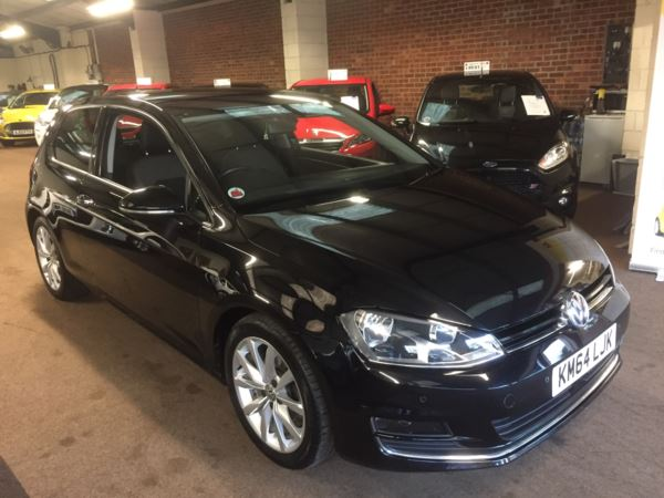 2014 (64) Volkswagen Golf 2.0 TDI GT 3dr **£20 ROAD TAX / VW SERVICE HISTORY** For Sale In Attleborough, Norfolk